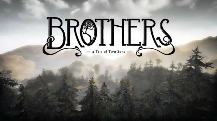 Brothers - A Tale Of Two Sons - Logo 1-0