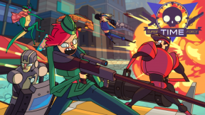Good Ol' Time: Super Time Force Review