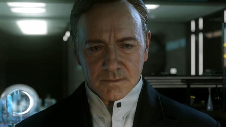 "Spoilers: He's ""evil."""