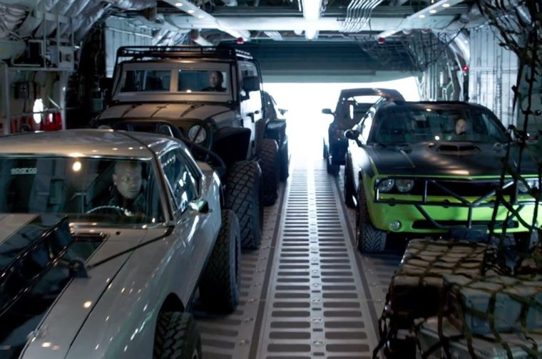 Parachuting-cars-in-Furious-7-trailer-screen-shot