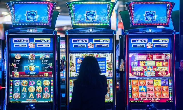 slot-machine-odds-explained